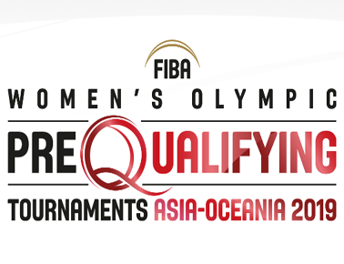 Korea v China - Full Game - FIBA Women´s Olympic Pre-Qualifying Tournaments 2019