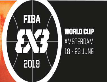 South Korea v Netherlands | Men's Full Game | FIBA 3x3 World Cup 2019